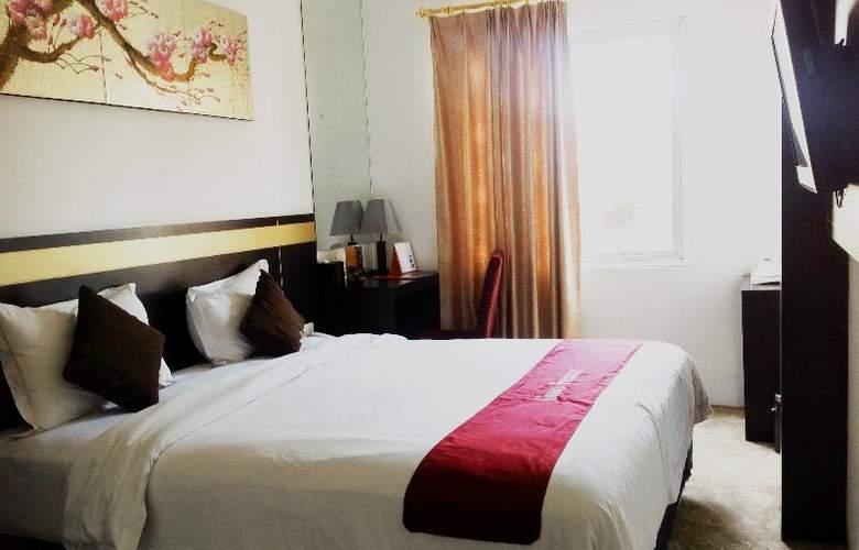 Carrcadin Hotel Bandung - Room - 12