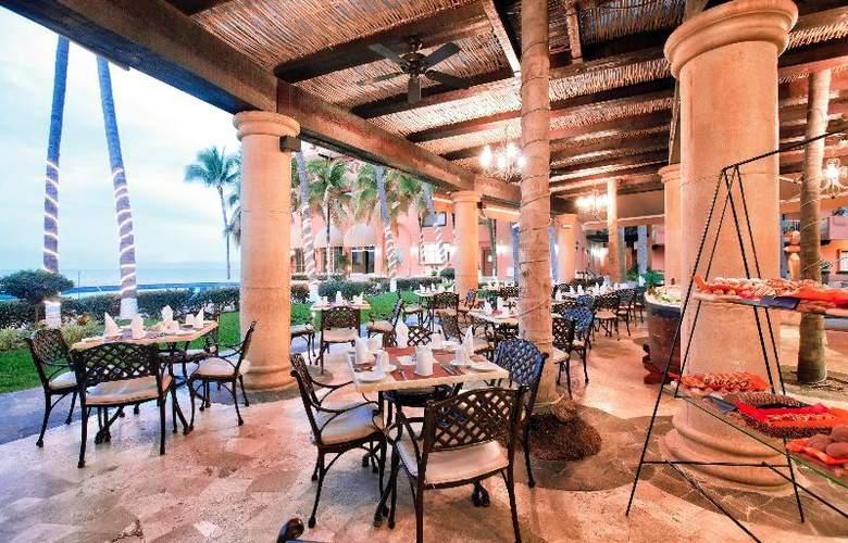 Villa del Palmar Beach Resort & SPA - Restaurant - 19