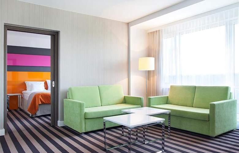 Park Inn by Radisson Katowice - Room - 10