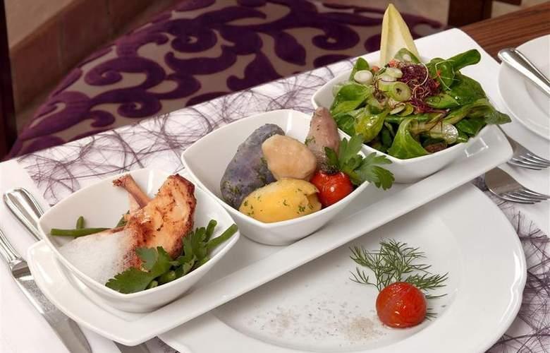 Best Western Premier Hotel Villa Stokkum - Restaurant - 77