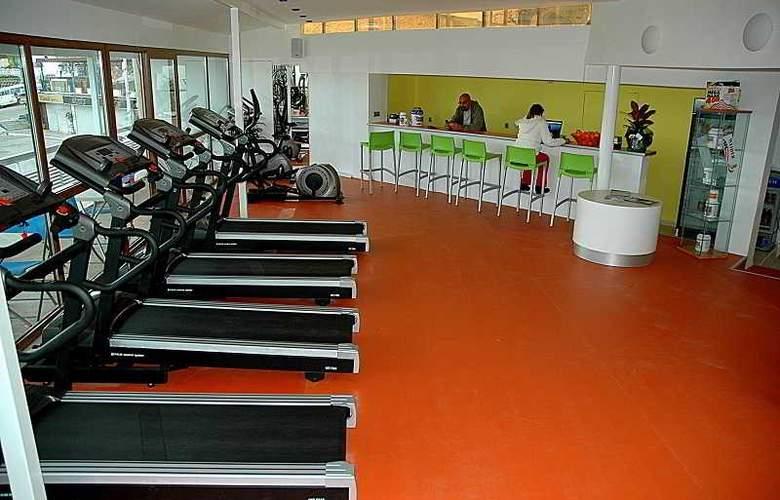 Bodrum Nova Apart Hotel - Sport - 16