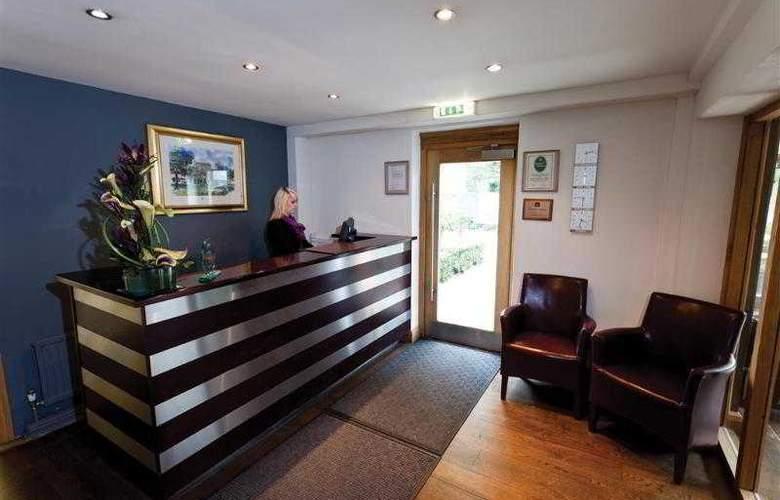 Best Western Mosborough Hall - Hotel - 77