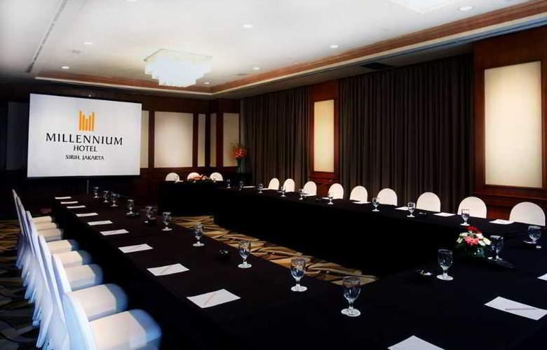 Millennium Hotel Sirih Jakarta - Conference - 14
