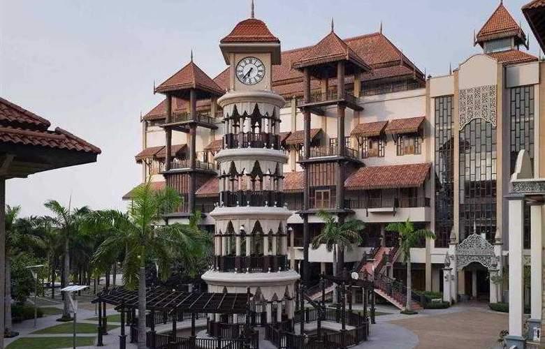 Pullman Putrajaya Lakeside - Hotel - 38