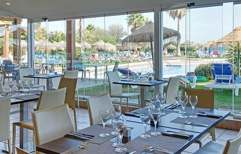 Sol Málaga Guadalmar - Restaurant - 23