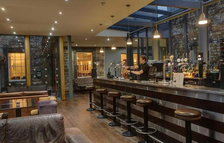 Best Western Mosborough Hall - Bar - 164