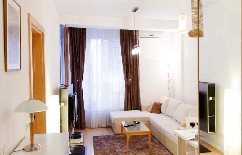 One Bedroom Apartment City Star - Hotel - 18