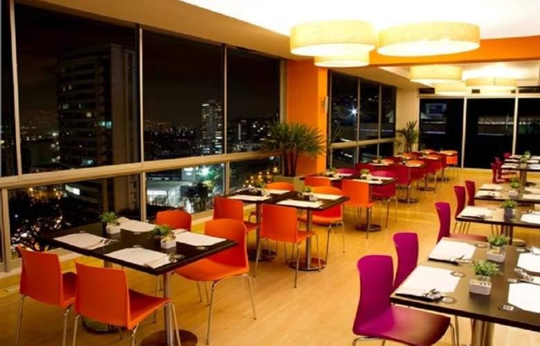 Hotel BH el poblado Medellin - Restaurant - 4