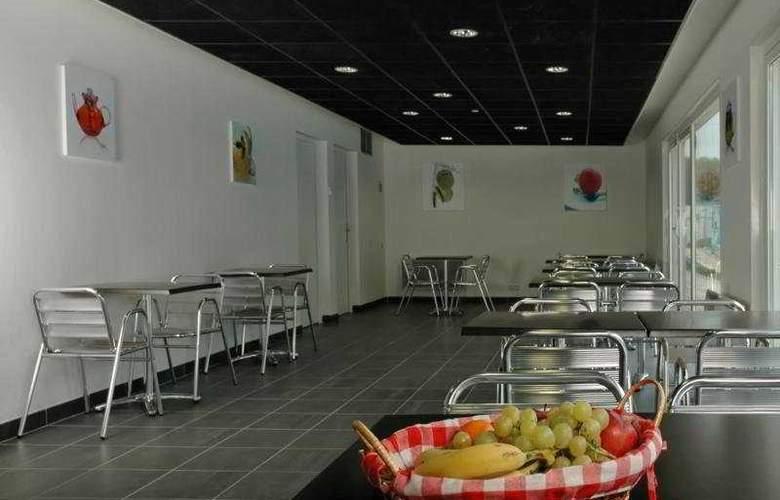 Residhotel l'Azurea - Restaurant - 6