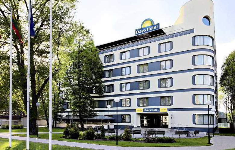 Rija VEF Hotel - Hotel - 0