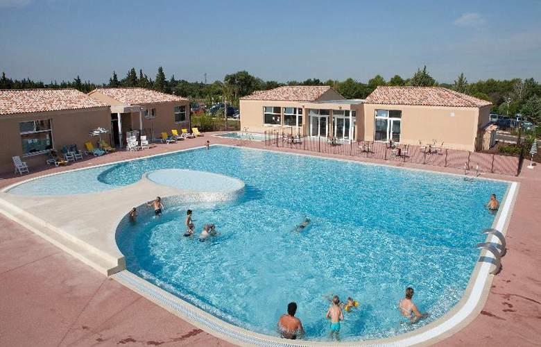 Les Demeures du Ventoux - Pool - 13