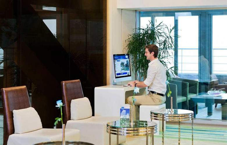 Novotel Ambassador Daegu - Hotel - 41