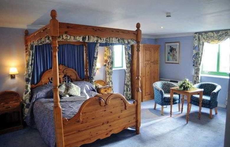 Best Western Bentley Leisure Club Hotel & Spa - Hotel - 12