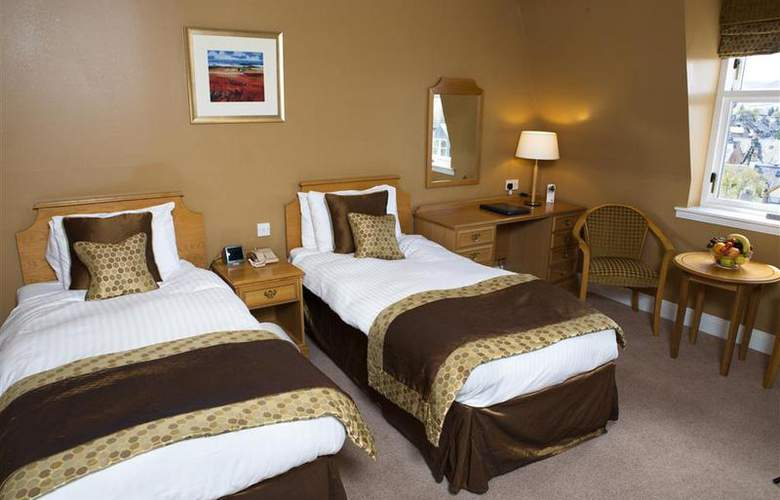 Best Western Inverness Palace Hotel & Spa - Room - 22