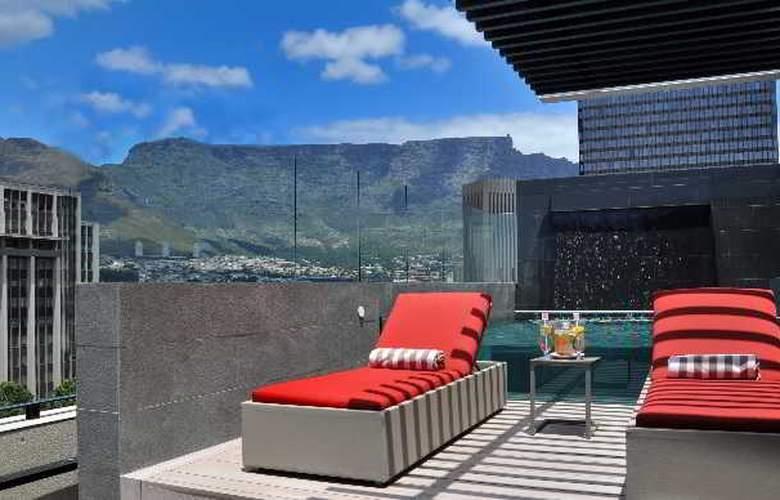 Park Inn by Radisson Cape Town Foreshore - Terrace - 24