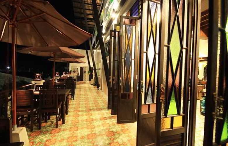Dee Andaman Hotel Pool Bar - Restaurant - 31