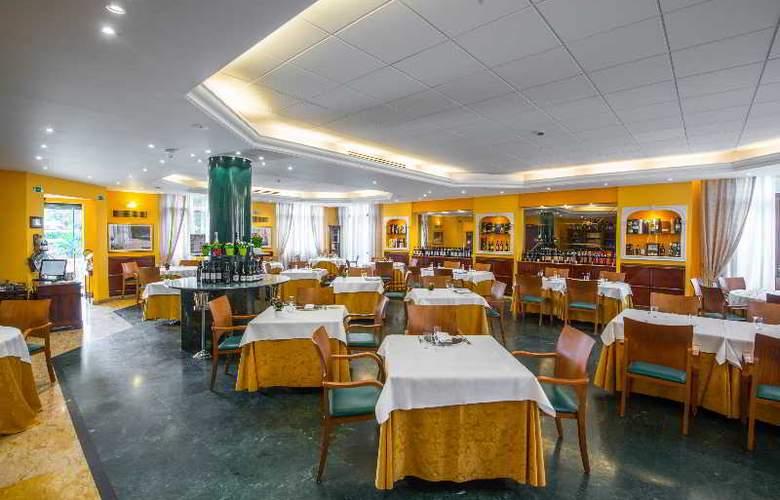 AS Hotel Dei Giovi - Restaurant - 8