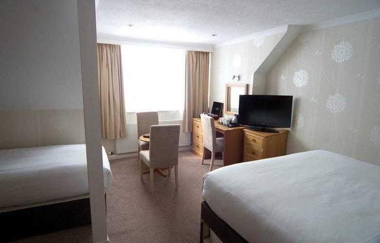 Best Western Cumberland - Hotel - 42