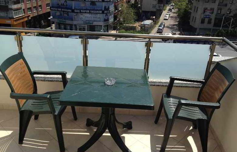 Grand Hotel Avcilar - Terrace - 4