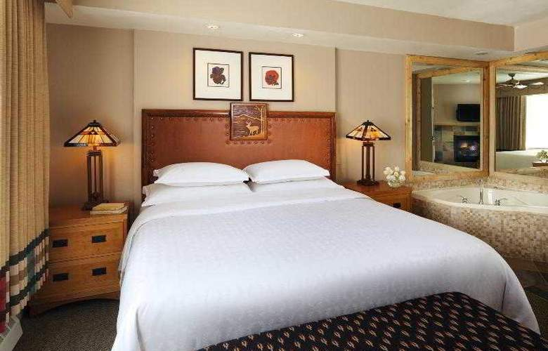 Sheraton Mountain Vista - Room - 22