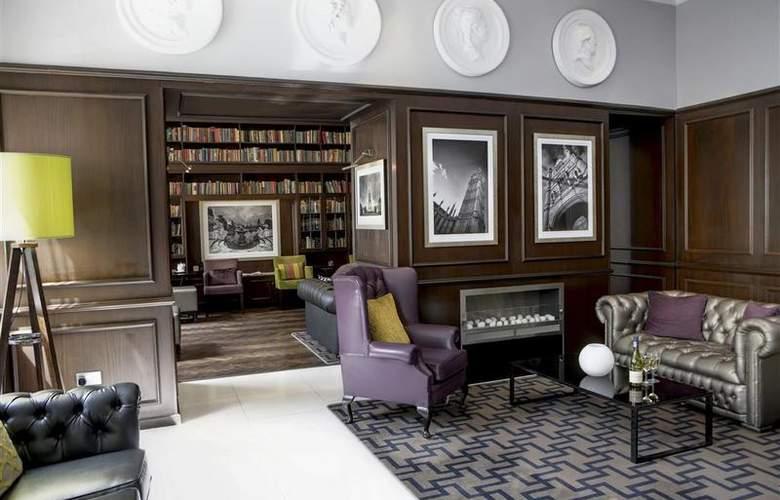 Best Western Mornington Hotel London Hyde Park - General - 66