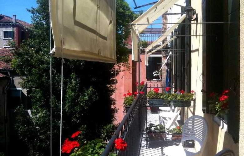 Apostoli Palace - Terrace - 12