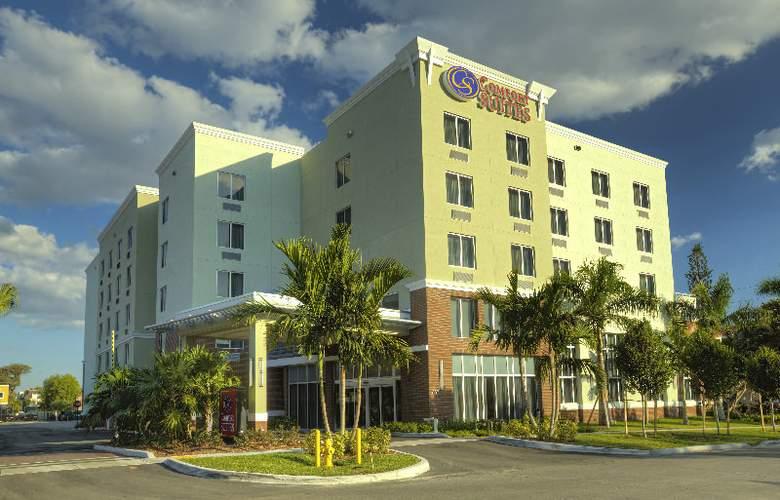Comfort Suites Miami Airport North - Hotel - 0
