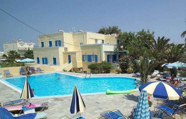 Avra Santorini - Pool - 8
