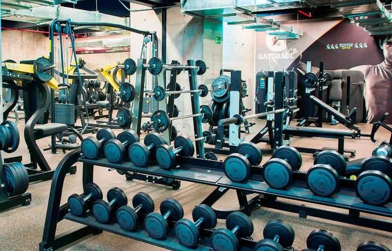 Tryp by Wyndham Bogotá Embajada - Sport - 11
