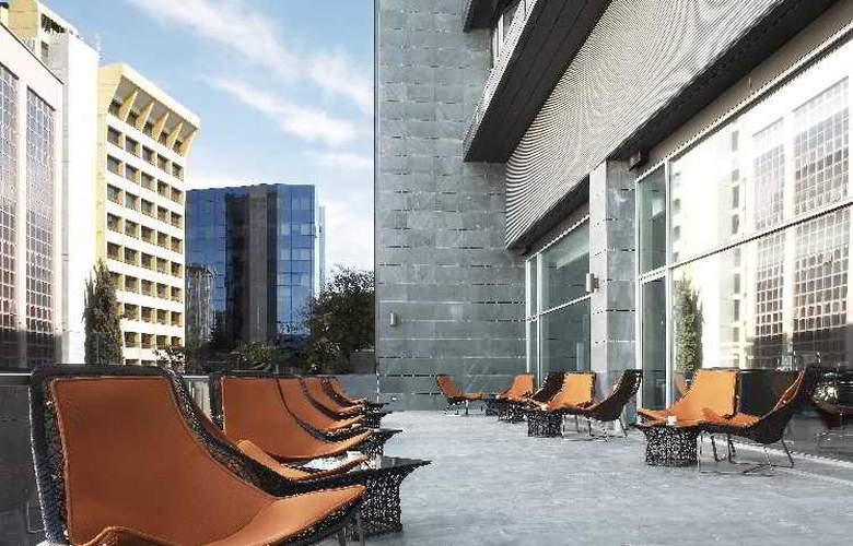 Ilunion Atrium - Terrace - 6