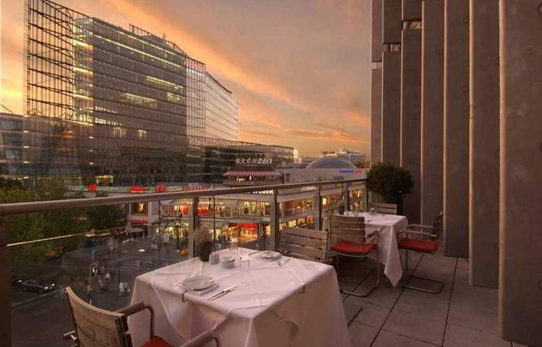Swissotel Berlin - Restaurant - 8