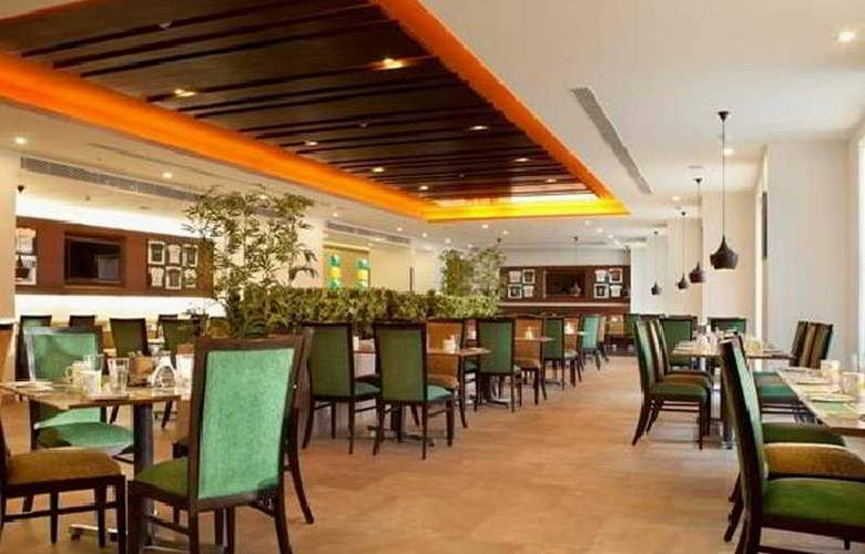 Lemon Tree Premier HITEC City Hyderabad - Restaurant - 7