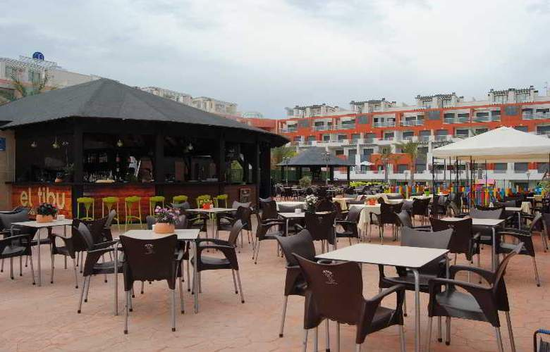 Suite Hotel Puerto Marina - Restaurant - 14