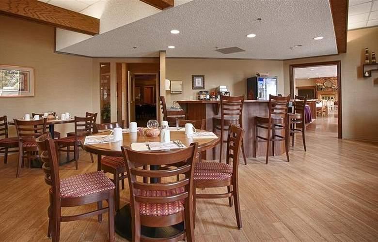 Best Western Glengarry Hotel - Restaurant - 104