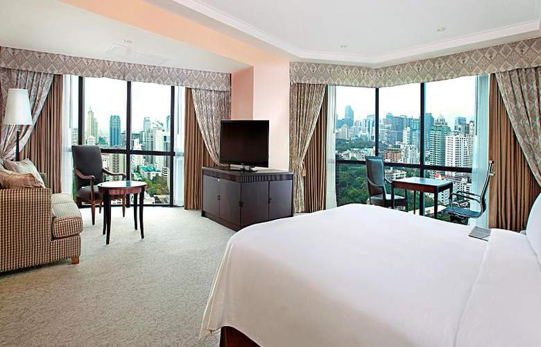 Plaza Athenee Bangkok, A Royal Meridien - Room - 22