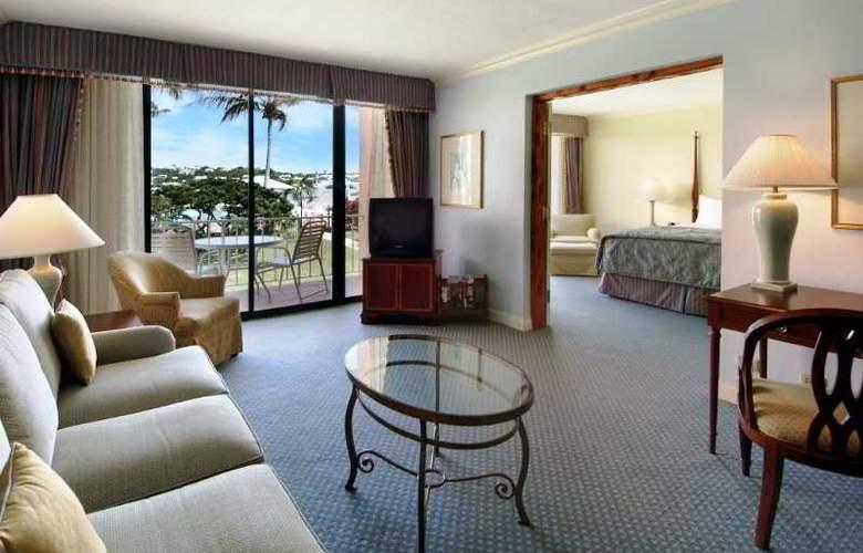 Hamilton Princess & Beach Club - Room - 13