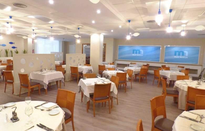 Hotel & Spa Peñíscola Plaza Suites - Restaurant - 35