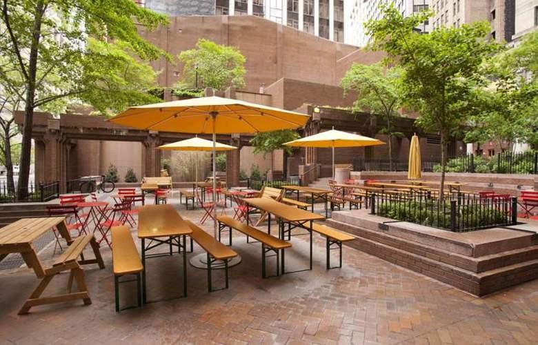 Andaz Wall Street - Terrace - 6