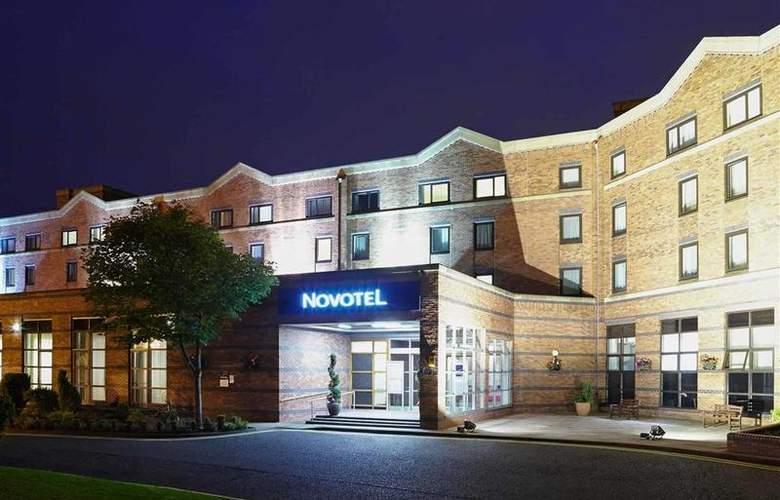 Novotel Newcastle Airport - Hotel - 48