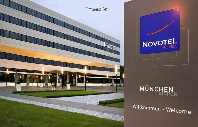 Novotel Muenchen Airport - Hotel - 55