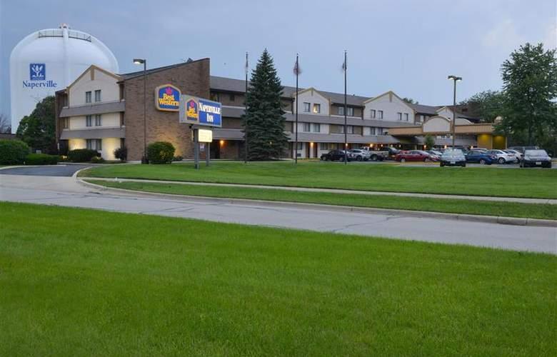 Best Western Naperville Inn - Hotel - 9