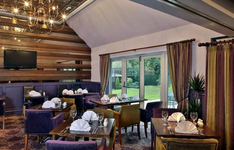 Best Western Henley Hotel - Restaurant - 134