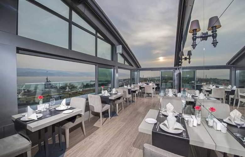 Wes Hotel - Restaurant - 37