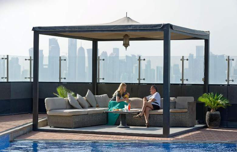 Fraser Suites Doha - Pool - 17