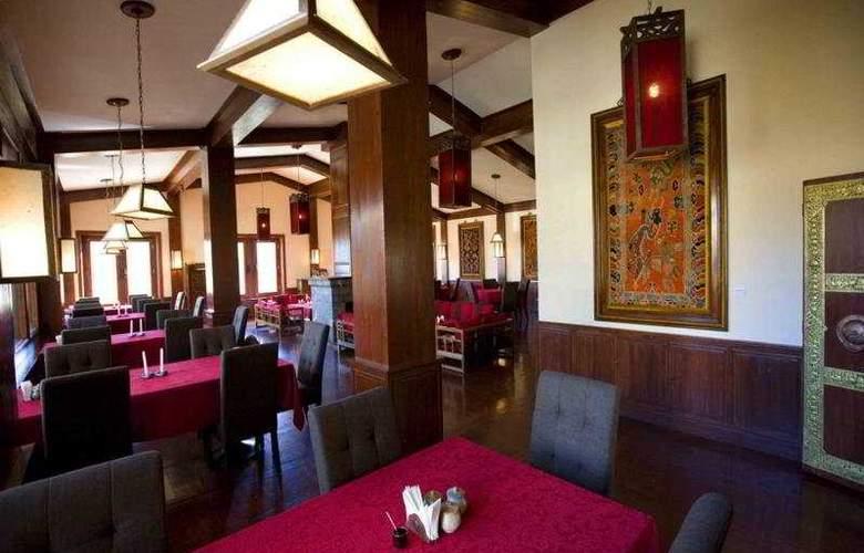 Songtsam - Restaurant - 5
