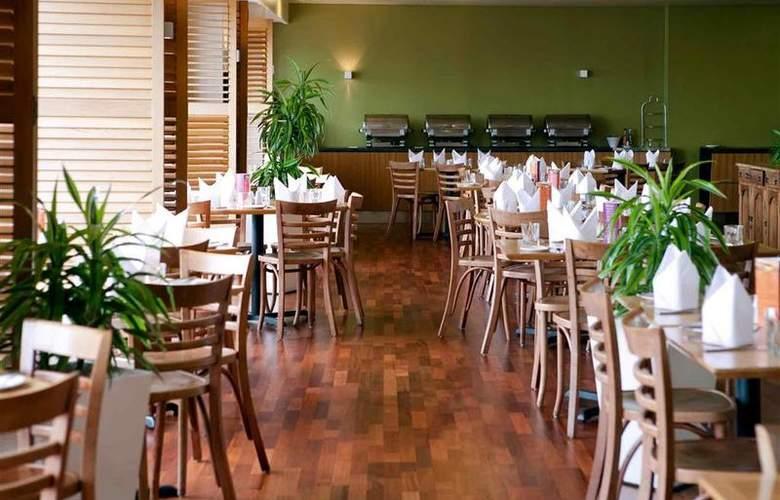 Mercure Wellington - Restaurant - 4