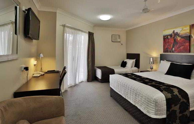 BEST WESTERN Kimba Lodge Motel - Hotel - 28