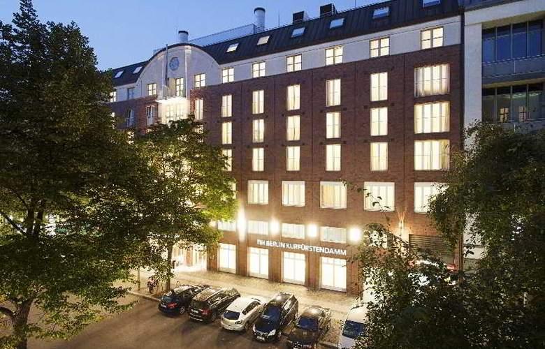 NH Berlin Kurfuerstendamm - Hotel - 0