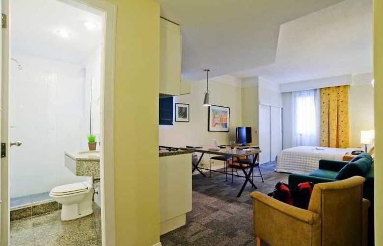 Slaviero Suites Curitiba - Room - 8