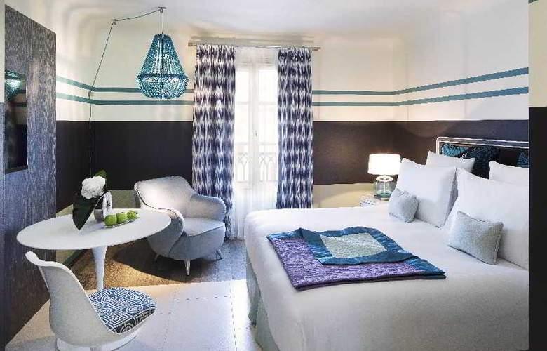 Hotel de Paris Saint Tropez - Room - 2